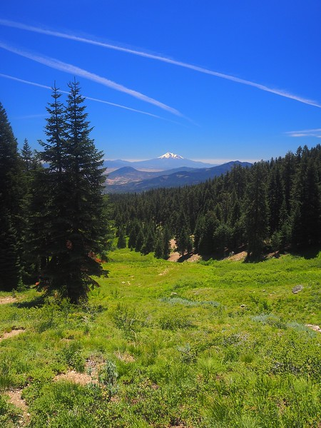 Siskiyou Peak Mount Ashland Oregon