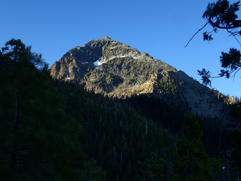 Preston Peak Siskiyou Wilderness California