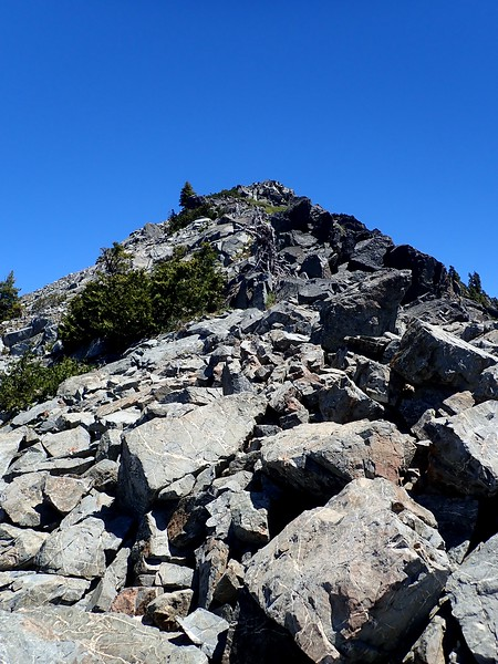 Preston Peak Siskiyou Wilderness Northern California