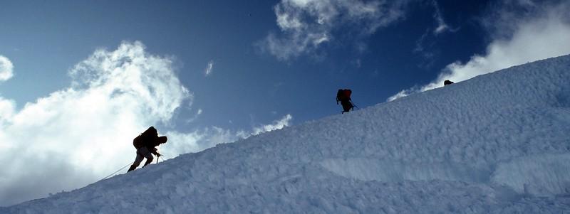 Peru Nevado Pisco Oeste Huascarán Sur