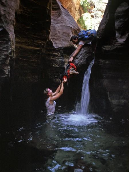 South Guardian Angel Zion National Park Utah
