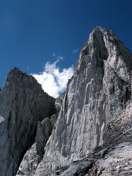 Mount Whitney East Face California