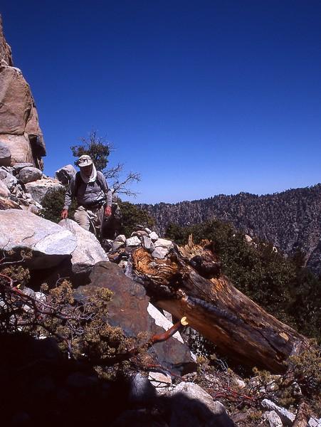 El Picacho del Diablo Baja California Mexico