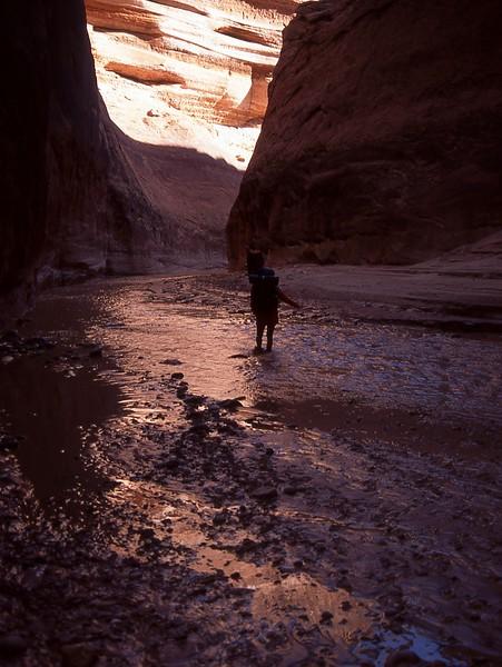 Buckskin Gulch Paria River Utah