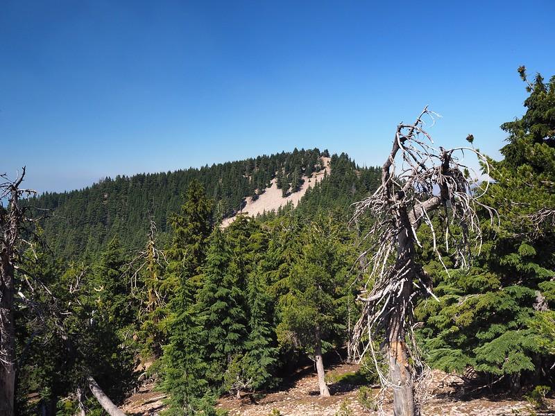 Crater Mountain Mountain Lakes Wilderness Oregon