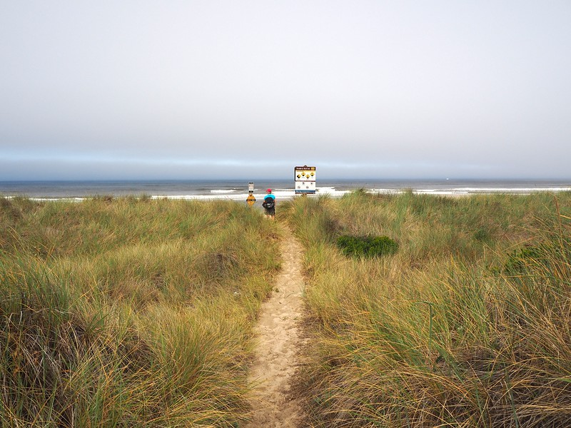 Tahkenitch Oregon Dunes National Recreation Area