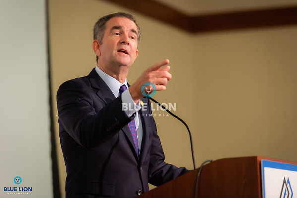 2018-0725-LCCC Leadership Luncheon with Ralph Northam