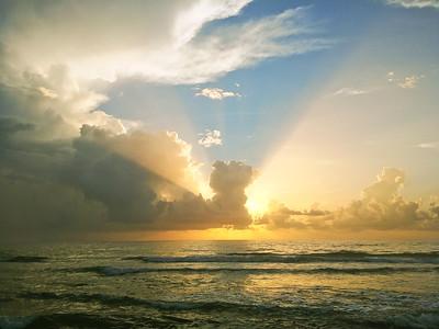 2018-08-02 - Sunrise On Hutchinson Island, FL