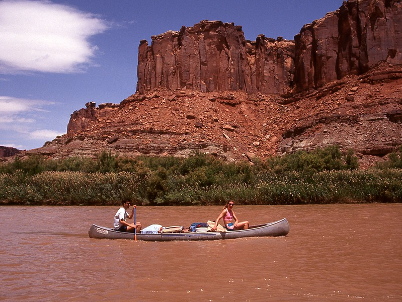 Green River Colorado River Utah