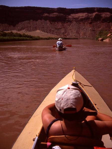 Green River Colorado River Utah