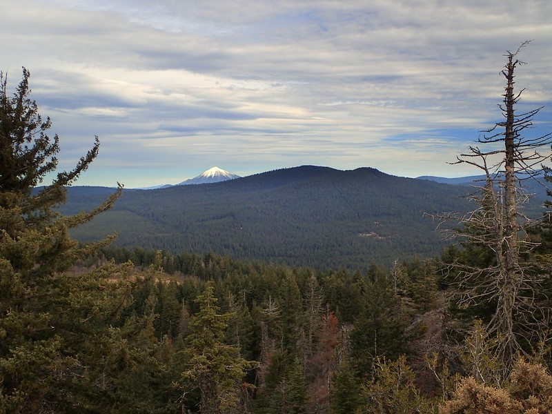 Hobart Bluff PCT Cascade-Siskiyou National Monument Oregon