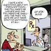 Pharmacy Cartoon, Go Ask Alice