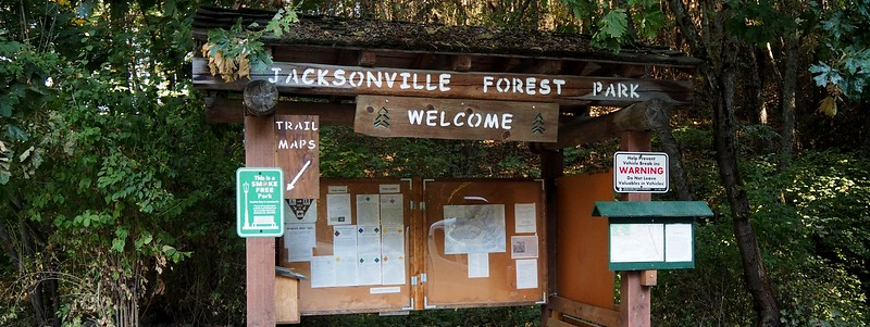 Jacksonville Forest Park Oregon