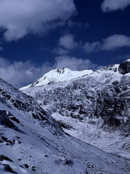 Cerro Condoriri La Paz Bolivia South America
