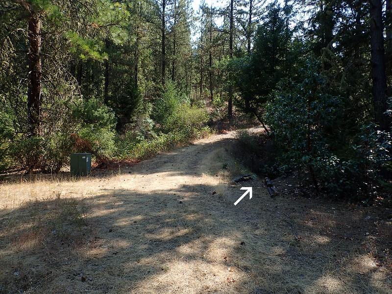 Jack-Ash Trail Jacksonville Ashland Oregon