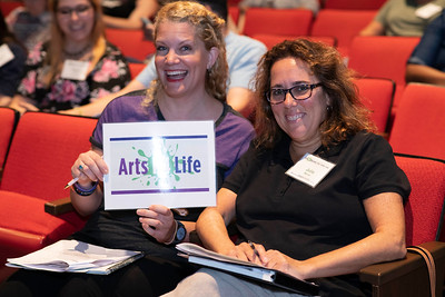2018-09-08: 4th Annual Arts R4 Life Conference