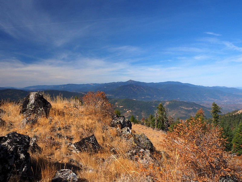 Hobart Peak Bluff Cascade-Siskiyou National Monument Southern Oregon