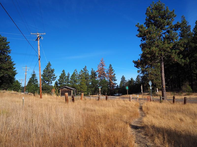 Hobart Peak Bluff Cascade-Siskiyou National Monument Southern Oregon