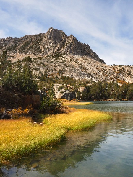 Marie Louise Lakes John Muir Wilderness California