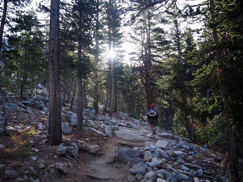 Marie Louise Lakes John Muir Wilderness California