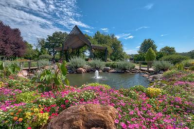 Ensley Gardens, Lake Shawnee