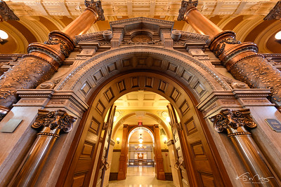 Kansas Senate Entryway