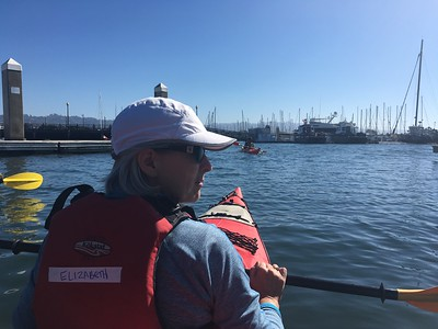 2018-10-13 Brooks Island Kayak and Hike