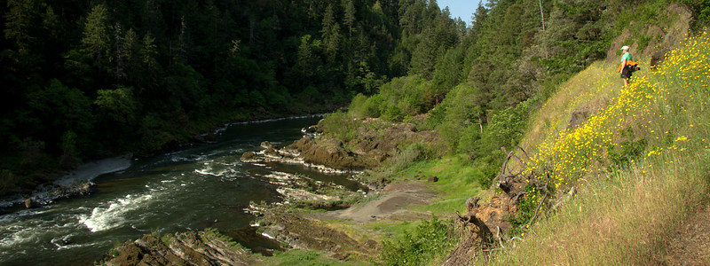 Rogue River Trails Oregon