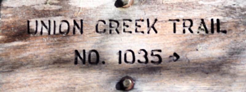 Union Creek Trail Upper Rogue River Oregon