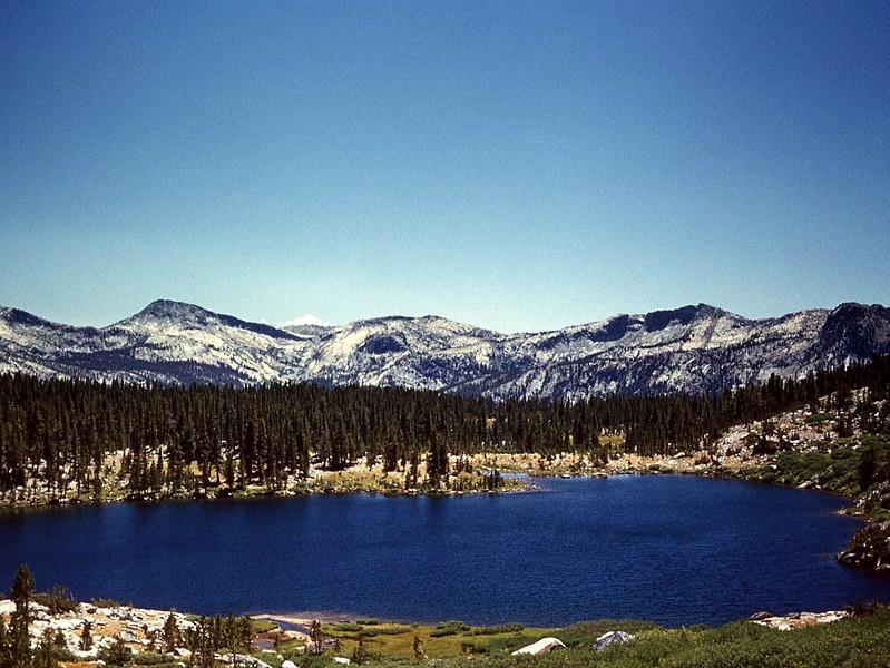 John Muir Trail 1956
