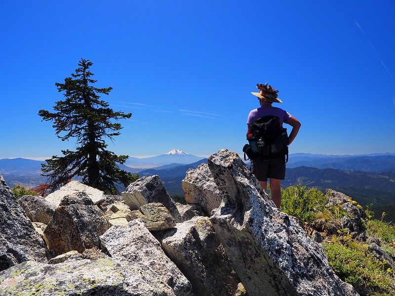 Siskiyou Peak, Oregon