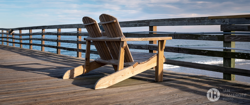 Rest Stop on Flagler Beach Pier