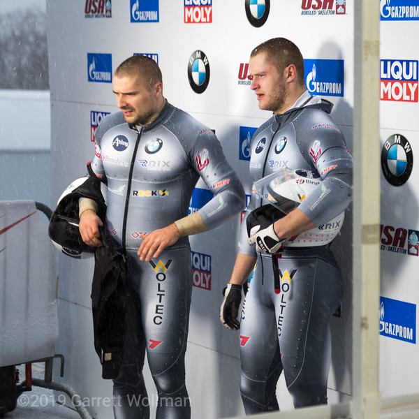 Oskars Kibermanis & Matiss Miknis (LAT)