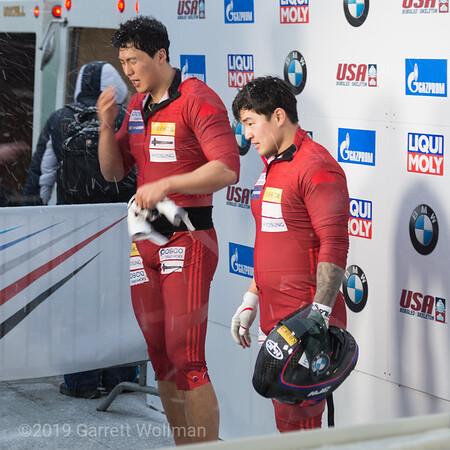 Suk Youngjin & Jang Kikun (KOR)