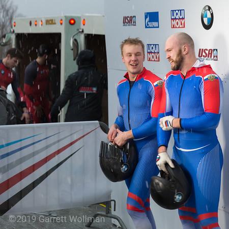 Aleksandr Bredikin & Ilya Malykh (RUS)