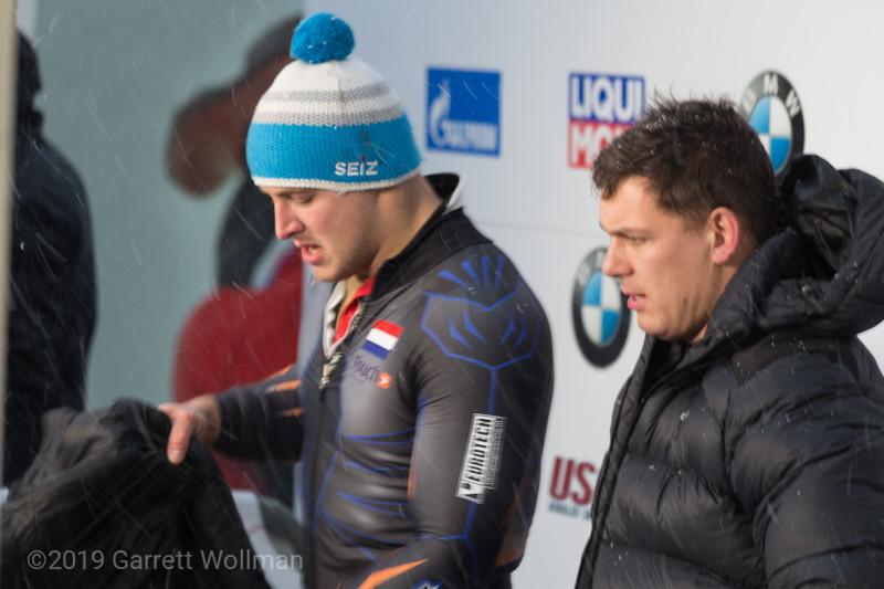 Ivo De Bruin & Janko Franjic (NED)