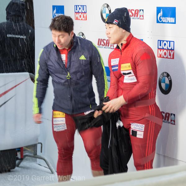 Won Yunjong & Kim Jinsu (KOR)