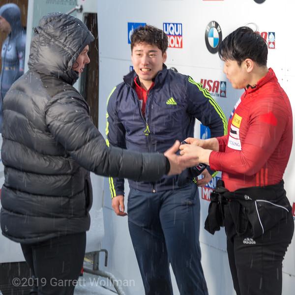 Won Yunjong & Kim Jinsu