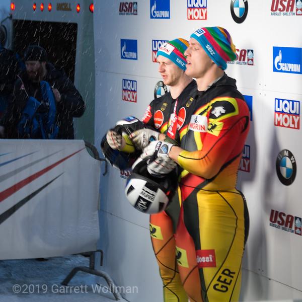 Francesco Friefrich & Thorsten Margis (GER)