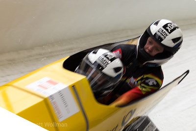 2018–19 BMW IBSF Bobsleigh World Cup, Lake Placid