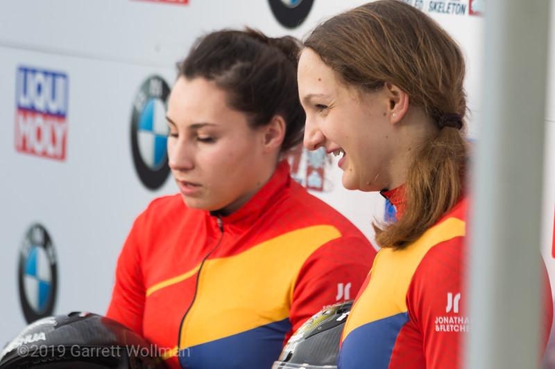 Andreea Grecu & Andreea Vlad Teodora (ROU)