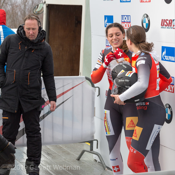 Martina Fontanive & Nadja Pasternack (SUI)