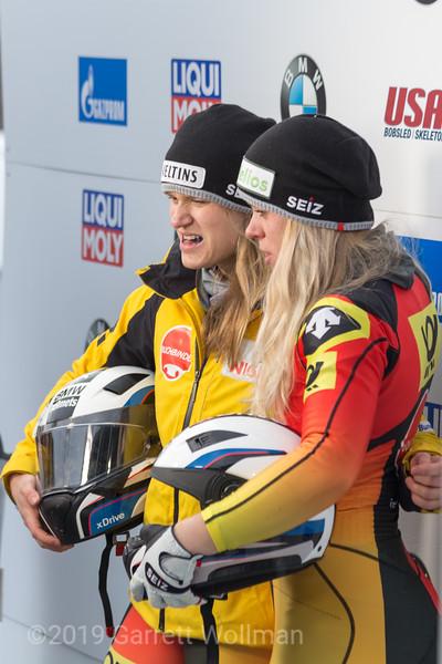 Anna Köhler & Sophie Lisa Gericke (GER)