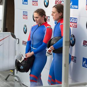 Lubov Chernykh & Yulia Shokshueva (RUS)
