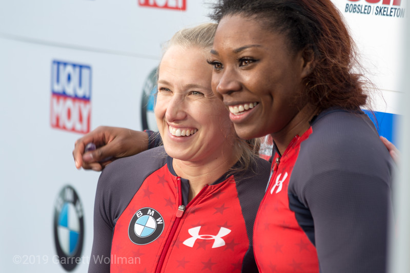 Brittany Reinbolt & Jessica Davis (USA)