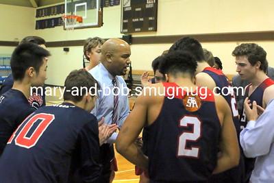 2018-19 Boys Basketball Landon 78 v STA 68