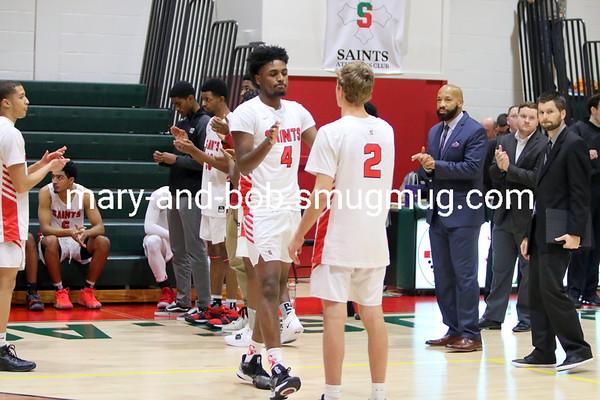 2018-19 Boys Basketball St Stephens 97 Landon 60