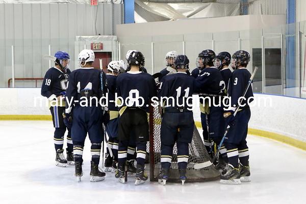 2018-19 Hockey Bullis 9 v Good Counsel 3
