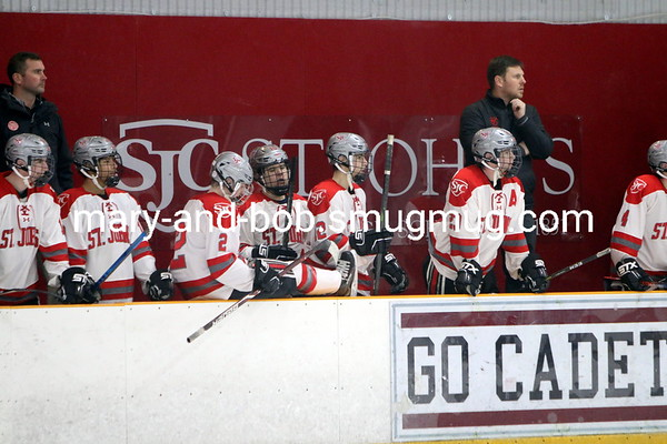 2018-19 Hockey St Johns 5 v St Albans 3