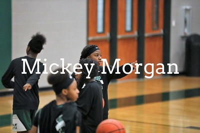 MHS Ladies Basketball Vs Parkway Scrimmagle